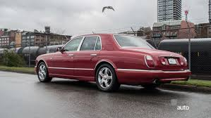 bentley red 2001 bentley arnage red label autoform