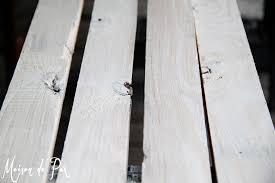 white wash wood how to whitewash wood maison de pax