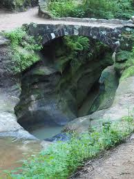The Devils Bathtub Hocking Hills State Park Logan Oh Old Man U0027s Cave Upper U0026 Lower