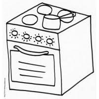 dessins de cuisine coloriages objets de cuisine tête à modeler