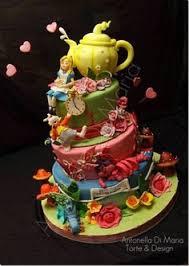 alice in wonderland cake cake alice and amazing cakes