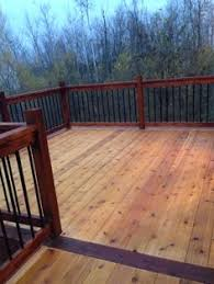 how to clean prepare and stain your deck decking cleaning and