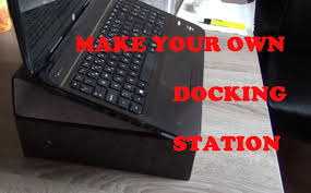 Build Your Own Charging Station Make Your Own Docking Station And Your Personal Food Storage In