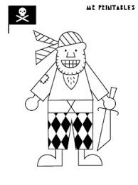 pirates coloring pages printables