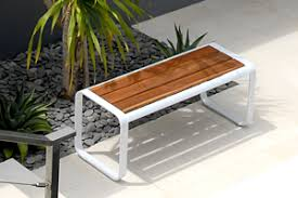Modern Contract Furniture by Skin Modern Outdoor Stool U0026 Bench Lebello Outdoor Contract Furniture