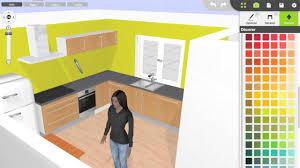 logiciel de dessin de cuisine gratuit faire une chambre en 3d creer sa cuisine gratuitement awesome