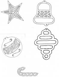 free ornaments patterns rainforest islands ferry