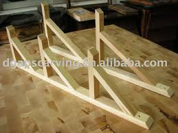 How To Make Home Decoration Decor How To Make Simple Wooden Shelf Brackets For Lovely Home