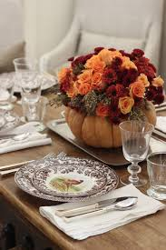 steffens hobick diy thanksgiving centerpiece roses mums