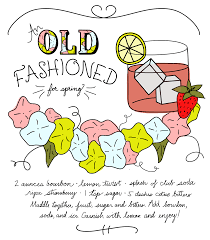 old fashioned recipe you need to drink this an old fashioned for spring the riveter