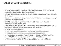 What Is Art Decor Hie Technical Infrastructure