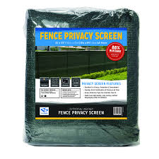 soothing green standard ft by ft privacy fence screen cover build