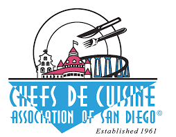 logo chef de cuisine home page the chefs de cuisine association of san diego
