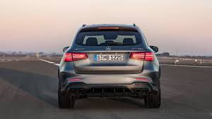 2018 Mercedes Amg Glc 63 Suv And Coupe Debut Before New York Auto Show