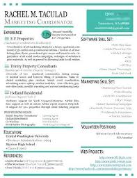 design resume template download a qualifications contemporary x