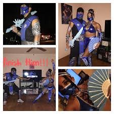 Halloween Costumes Mortal Kombat Mortal Kombat Halloween Costume Relationship Goals Halloween