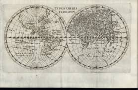 World Map Hemispheres by World Maps Maps Atlases U0026 Globes Antiques