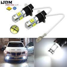 led replacement light bulbs for cars ijdm 6000k white 20 smd xb d h3 led replacement bulbs for car fog