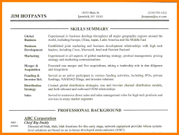 Skills Section Resume Examples by Computer It Technical Skills Resume Writing Tips
