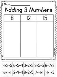 125 best addition and subtraction images on pinterest math