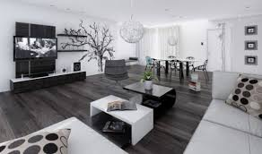 modern decorating black and white decor 18 modern interior decorating ideas