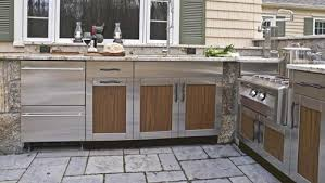 stainless steel cabinets for outdoor kitchens nice stainless steel kitchen cabinet doors innovative stainless