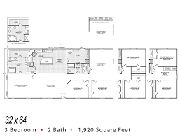 fleetwood homes 32643w double wide affordable manufactured homes double wide 32 x 64 1920 sq ft 3 bedrooms