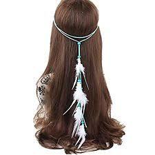 hippie hair accessories hippie feather hair accessories for women ebay
