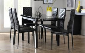 black glass kitchen table dining table black glass coryc me