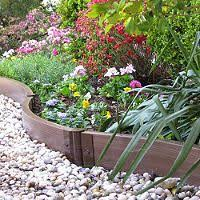 25 garden edges and borders edging ideas gardens and flower