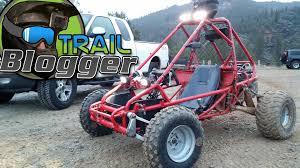 honda odyssey go cart 1985 honda fl350r odyssey mini buggy test ride up trail 4