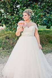 empire waist plus size wedding dress 5 gorgeously stunning plus size wedding gowns stylewe
