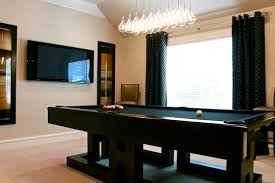 light over pool table classic with a twist client project modern gameroom unique pool