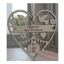 10th wedding anniversary gift wedding anniversary gift co uk