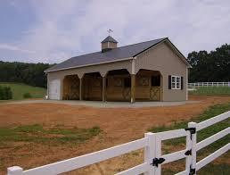 Barn Dutch Doors by Larry Chattin U0026 Sons Horse Barns