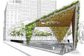 Park Design Ideas Studio A I Reimagines Aids Memorial Park Design As A Fresh Green
