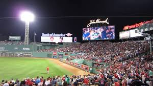 Fenway Park Seating Map Sweet Caroline Fenway Park Red Sox Game August 15 2017 Youtube