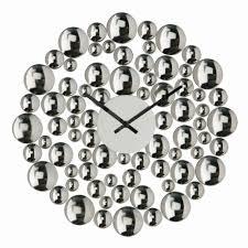Office Wall Clocks by Ergonomic Bubble Wall Clock 8 Dwell Bubble Wall Clock Bubble Wall