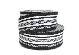 black and white striped ribbon 7 8 striped grosgrain ribbon by the yard black white striped