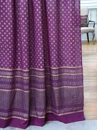 Pink And Purple Curtains Bohemian Curtains Moroccan Curtains India Curtains Exotic