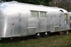1962 airstream land yacht for sale