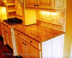 Kitchen Granite Countertop by Atlanta Granite Kitchen Countertops Precision Stoneworks