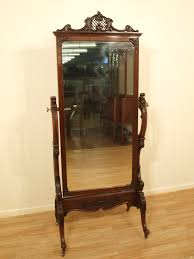decorating cheval mirror with jewelry storage for home furniture