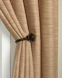 Where To Install Curtain Tie Back Hooks Scifihits Com