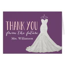 bridal shower thank you cards invitations greeting photo