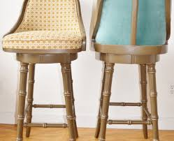 Bar Stool With Cushion Stools Three Posts Waverly 24 Wood Bar Stool With Cushion Thre