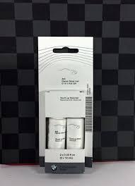 bmw oem touch up paint glacier silver color code a83 51910429328