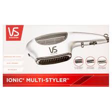 remington ci5213 instant curls 5 vidal sassoon 1 2 inch chrome curling iron vsir1530 walmart com