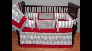 baby boy bedding sets for crib youtube