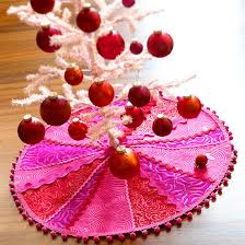 marvelous decoration pink tree skirt 4 ideas merry